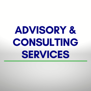 Advisory & Consulting Services Title