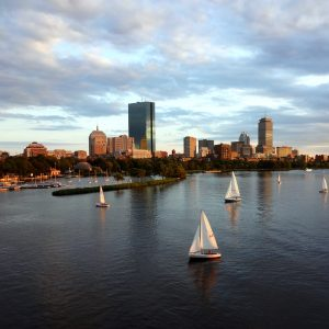 A Breach on the Charles River